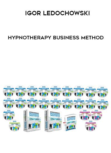 igor-ledochowski-hypnotherapy-business-method